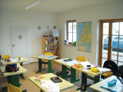 LtE Klassenzimmer